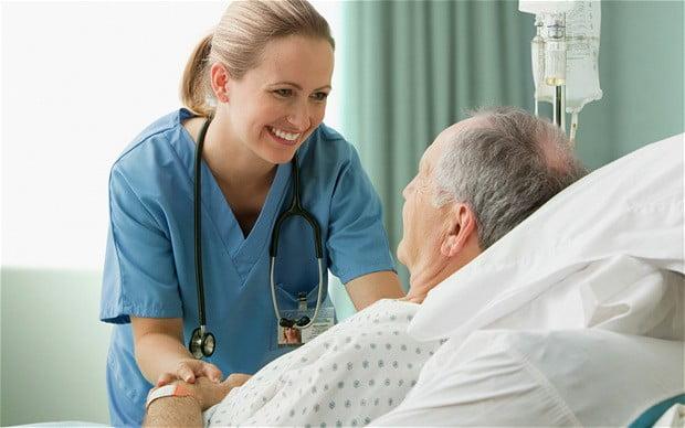 Hasta – Yaşlı Bakımı